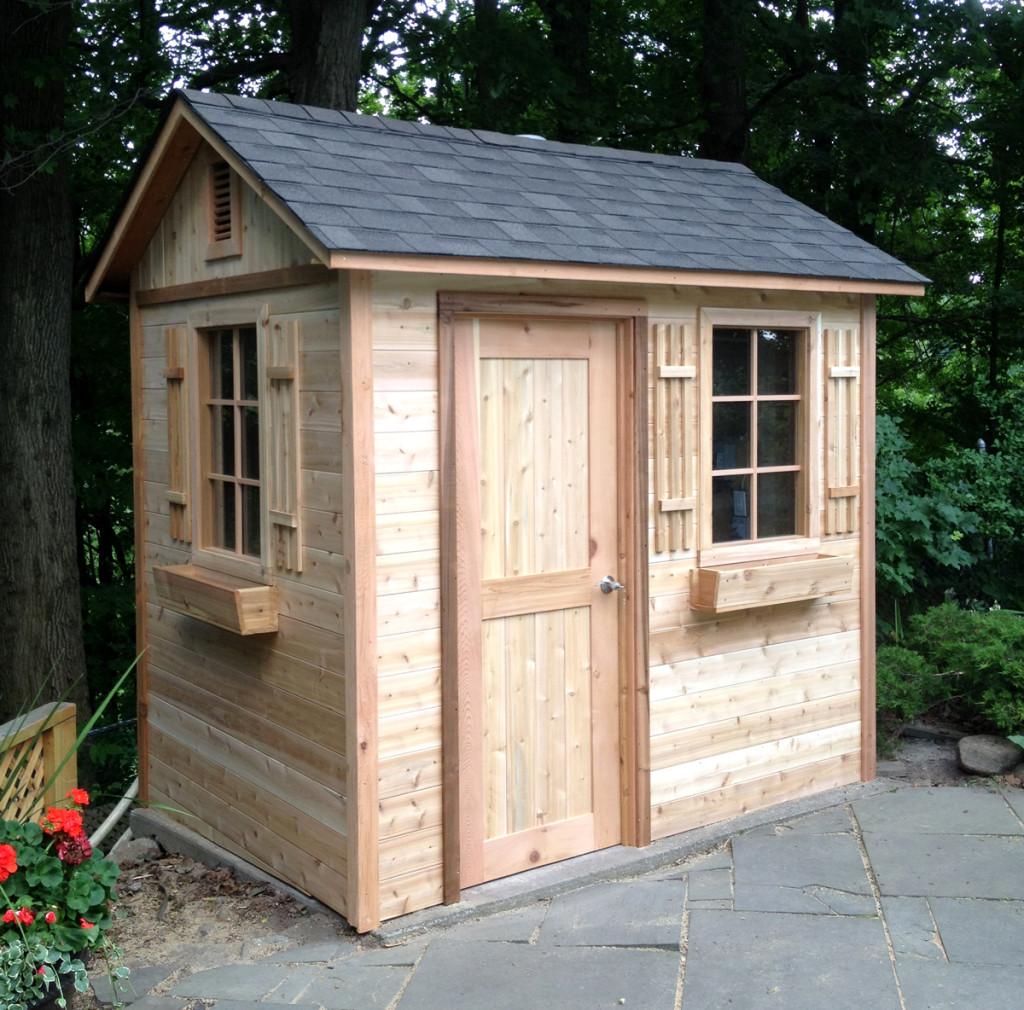 Cedar Wood Structures