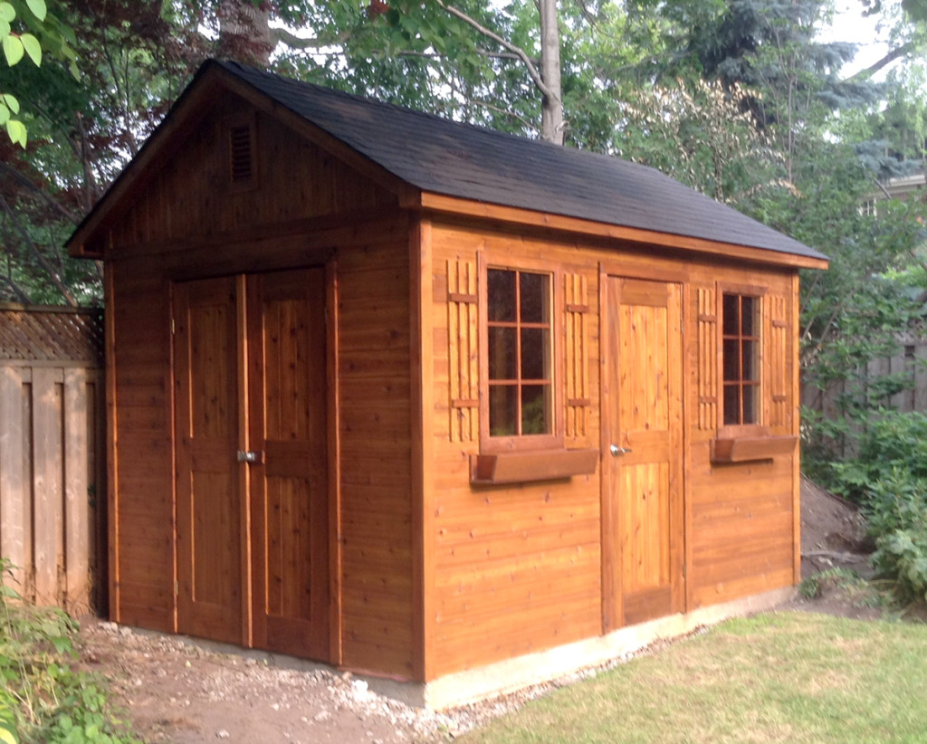 denco storage backyard garden for sheds